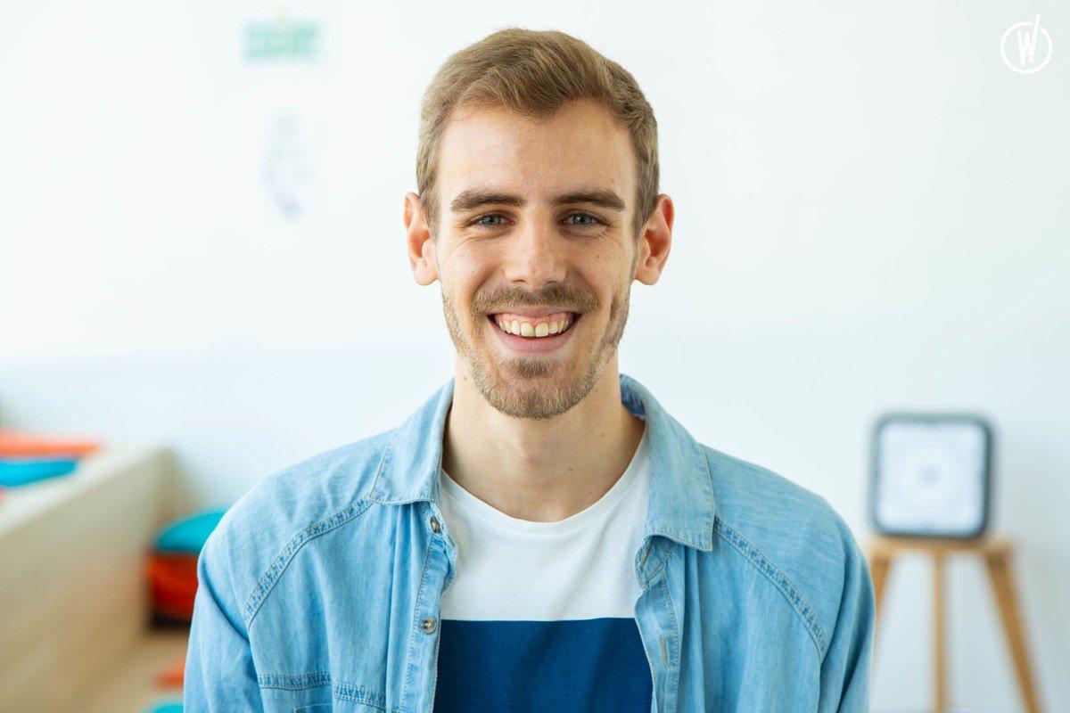 Meet Antonio, Software Development Coordinator  - Swissquote