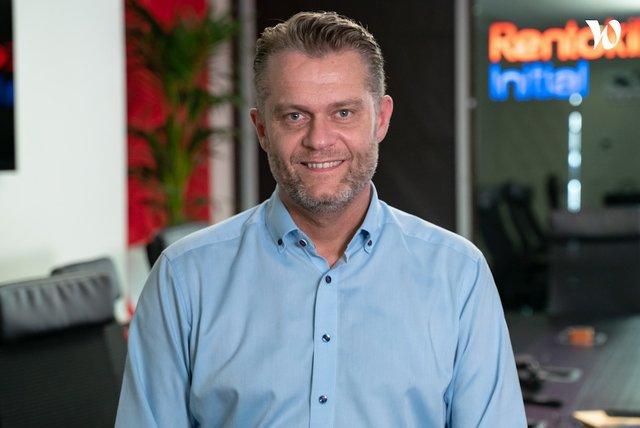 Rencontrez Christophe, Directeur d'agence Technivap - Rentokil Initial