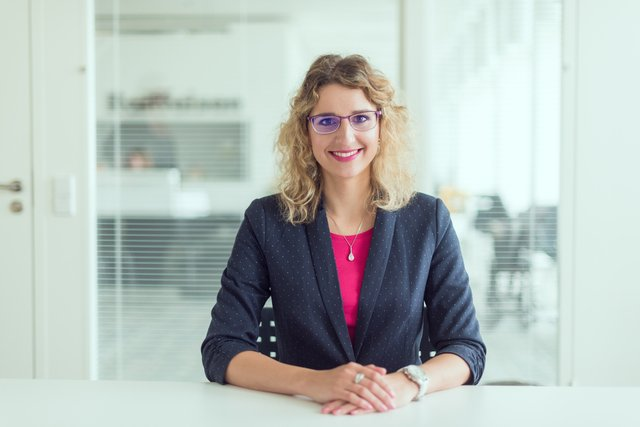 Lucie Čecháková, IT Analyst Junior - Raiffeisenbank