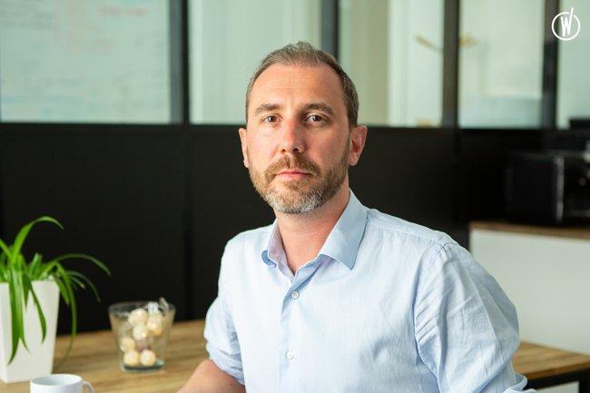 Rencontrez Olivier, Directeur Business Développement - Apsia