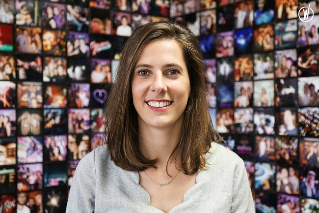 Rencontre Louise, Product Manager - Cheerz