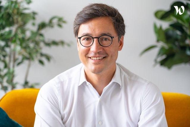 Rencontrez Alexandre, Co Président Mistertemp - Mistertemp'
