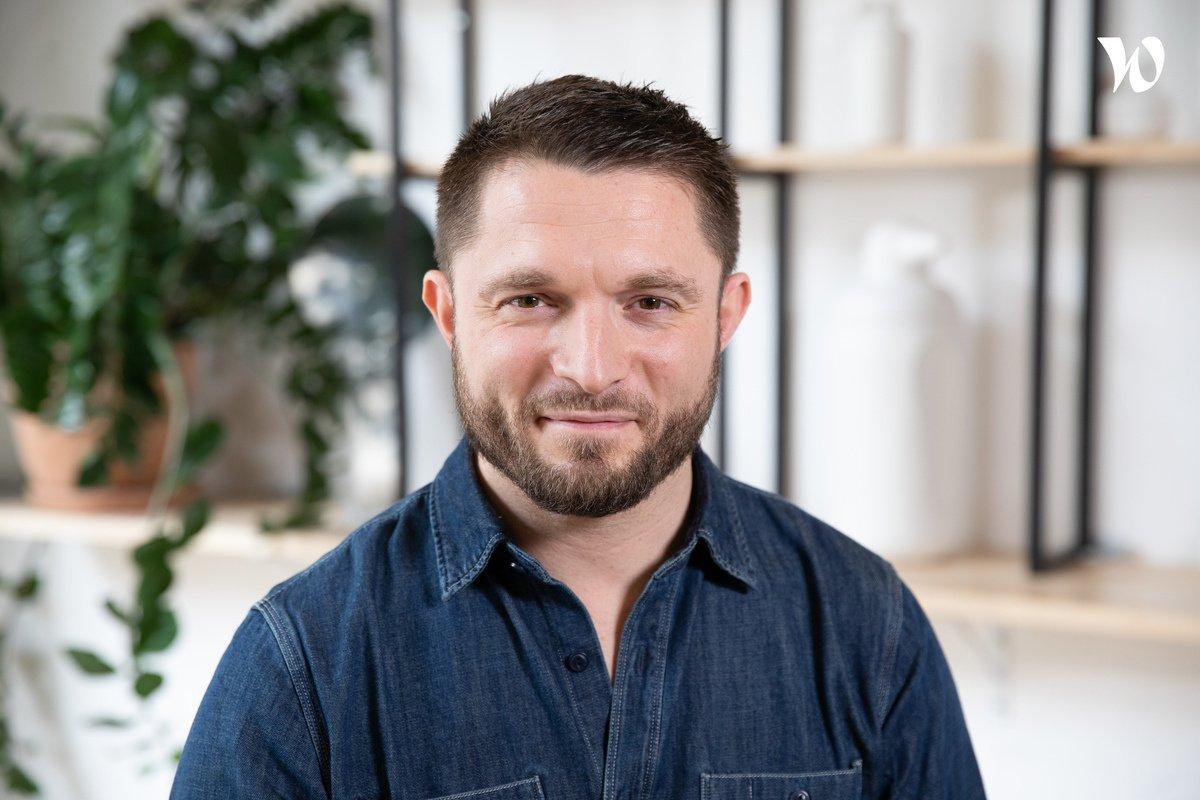 Rencontrez Antoine, Directeur commercial - Les Miraculeux