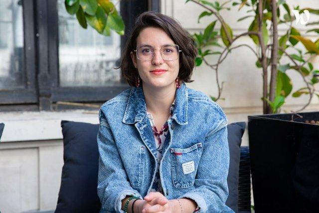 Rencontrez Léa, Chef de projet webmarketing - Adveris
