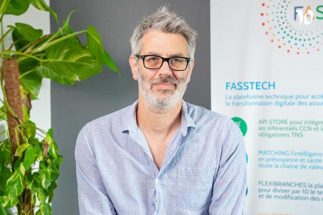 Rencontrez Hubert, CTO - FASST