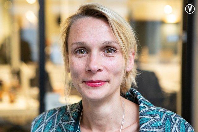 Rencontrez Audrey, DRH - Groupe Bertrand