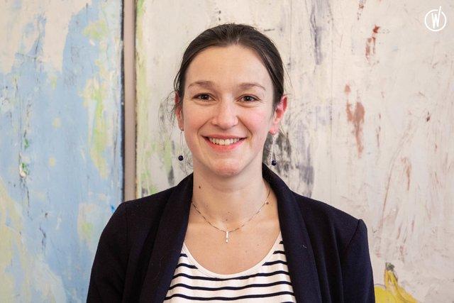 Rencontrez Florine, Responsable Administrative et Financière - Quantalys France