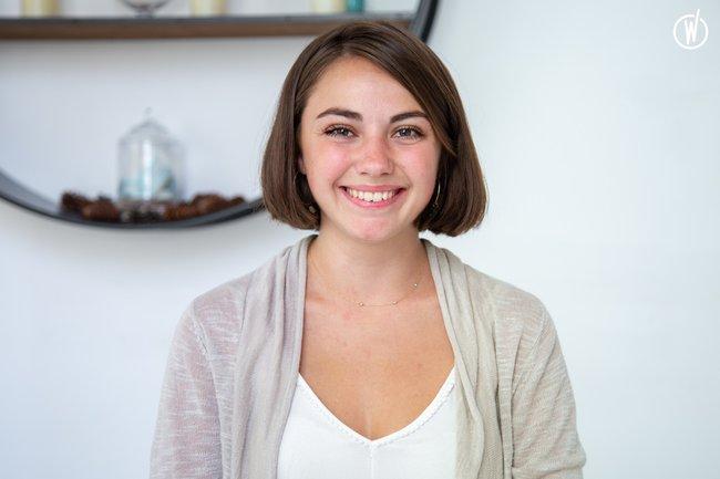 Rencontrez Joséphine, Responsable Marketing et Communication - SnapEvent