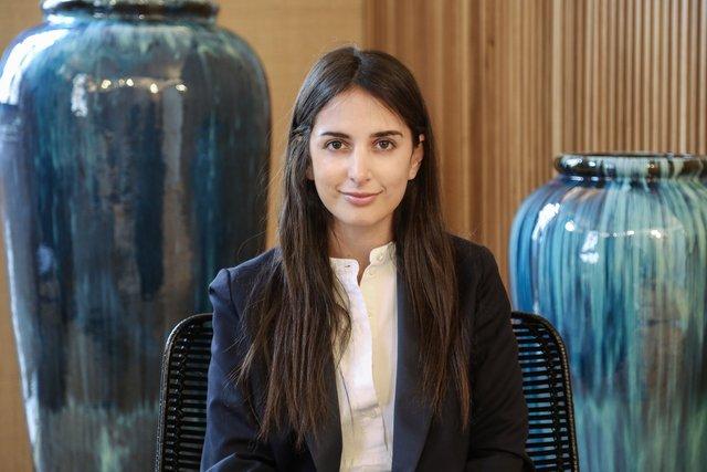 Rencontrez Joanna, Public Relations Director - IMCAS
