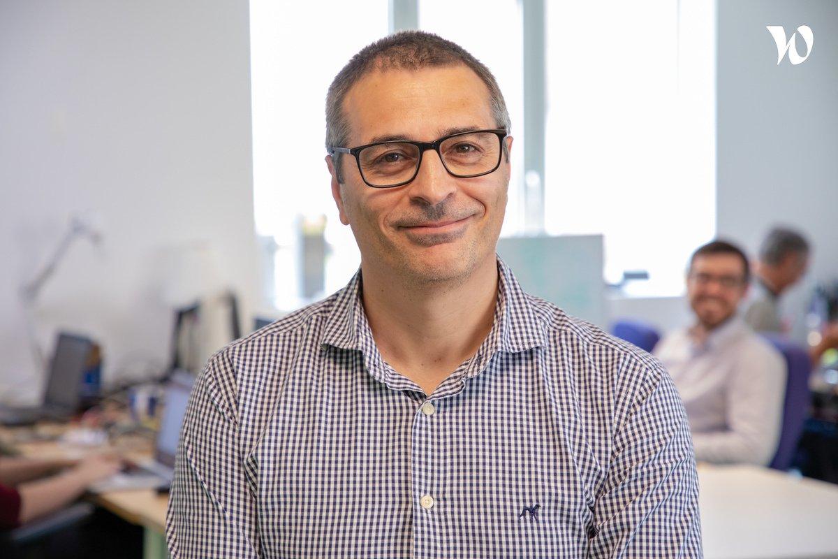 Rencontrez Paulo, Ingénieur Logiciel - Adok