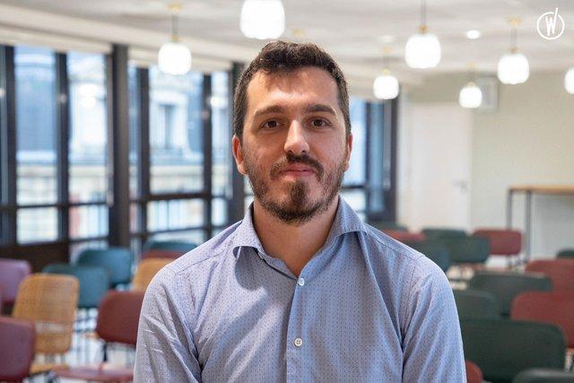 Rencontrez Thibault, Product Manager - KAIROS