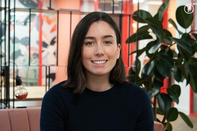Rencontrez Chloé, Business Developer - Kiute