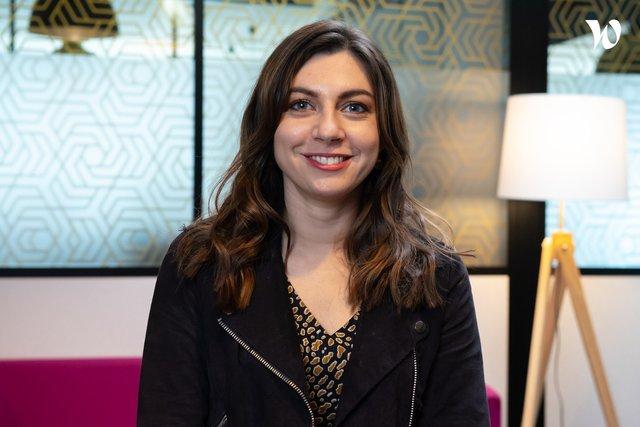 Rencontrez Amélie, Manager Conseil - Thélio