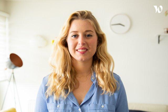 Rencontrez Mathilde, Product Manager - Malou