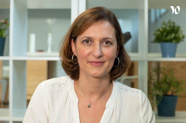Rencontrez Sonia, Responsable des conseillers d'assurances - Groupe AGPM