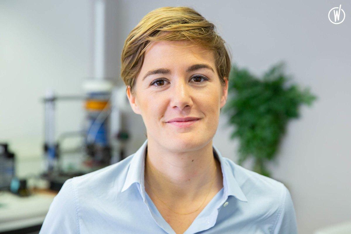 Rencontrez Sophie, Fondatrice & CEO - Ganymed Robotics