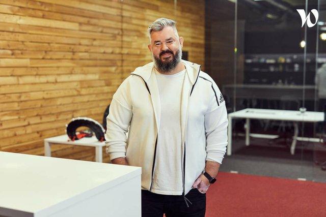 Seznam se: Zdeněk, Head of Prague studio - Aufeer Design