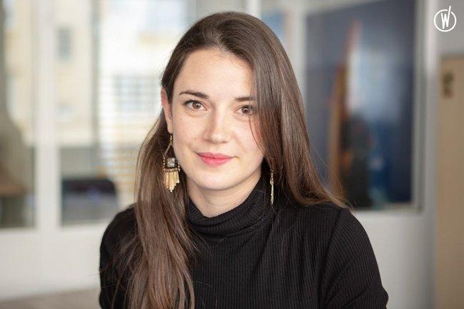 Meet Solène, Account Manager - Ceetiz