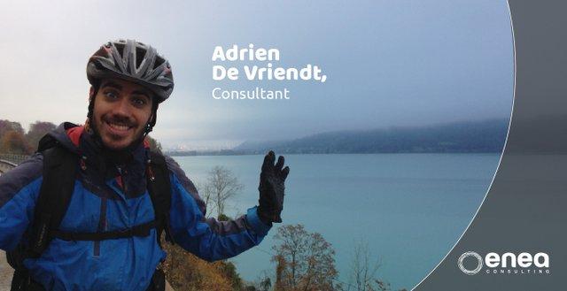 Meet Adrien - Enea Consulting