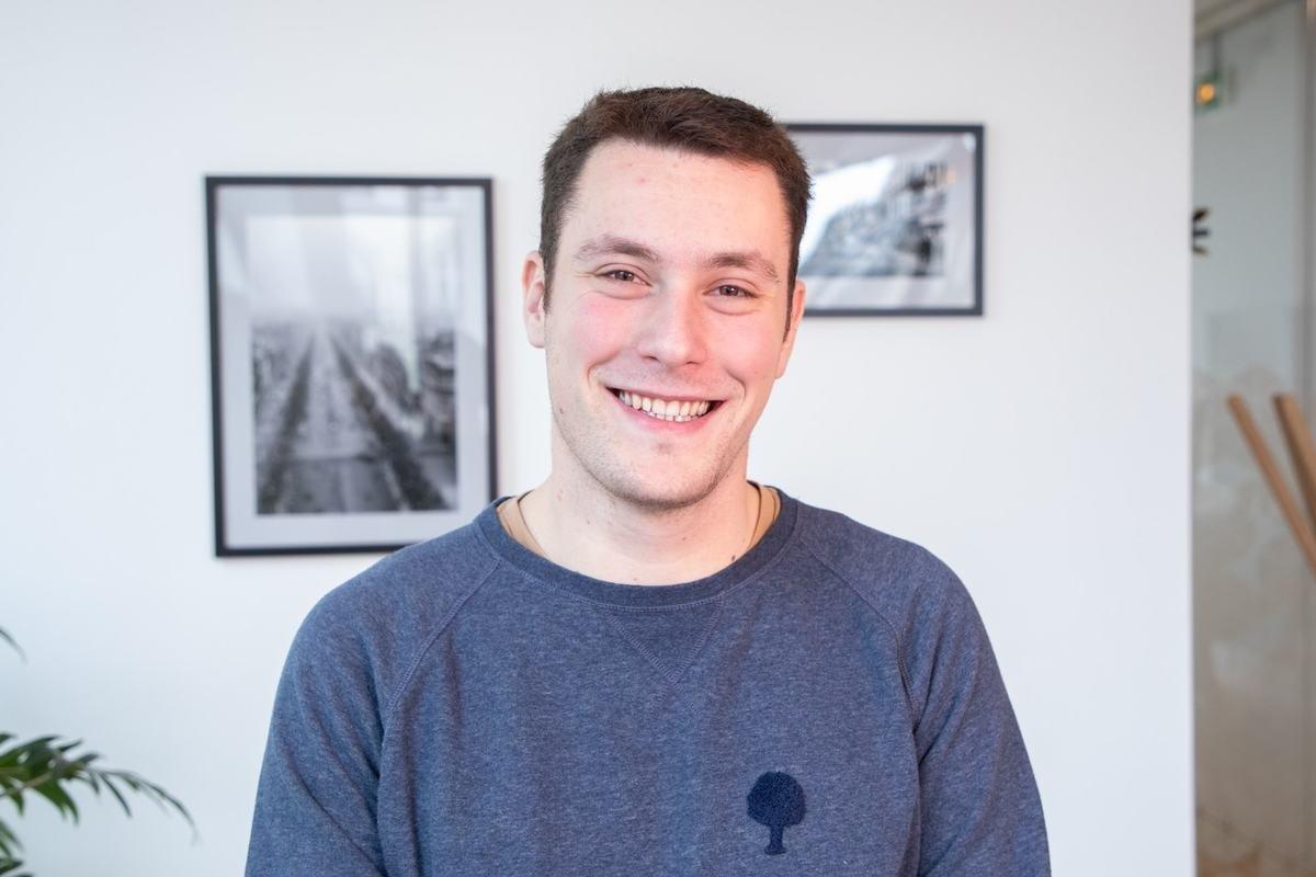 Rencontrez Constantin, Product Manager - Marcel