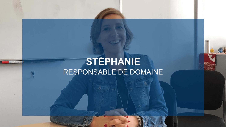Stéphanie, Domain Manager - bioMérieux