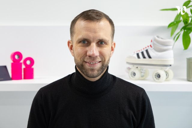 Rencontrez Florian, CEO - Flaneurz