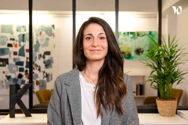 Rencontrez Elsa, Responsable Relation Clients et Entreprises - KAZoART