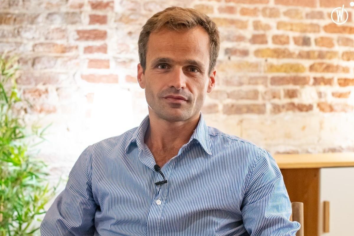 Rencontrez Charles, Co fondateur  - Sparkling Partners