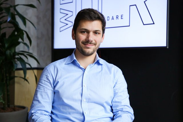 Rencontrez Nicolas, CEO - WedR