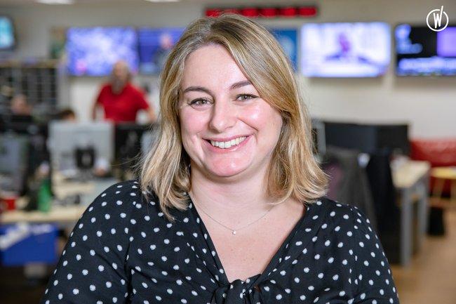 Rencontrez Pauline, Adjointe au service réseaux sociaux et fact checking - Agence France-Presse