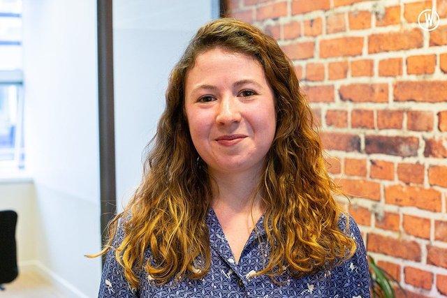 Rencontrez Agathe, Consultante junior en Assistance à Maîtrise d'ouvrage - Cardiweb