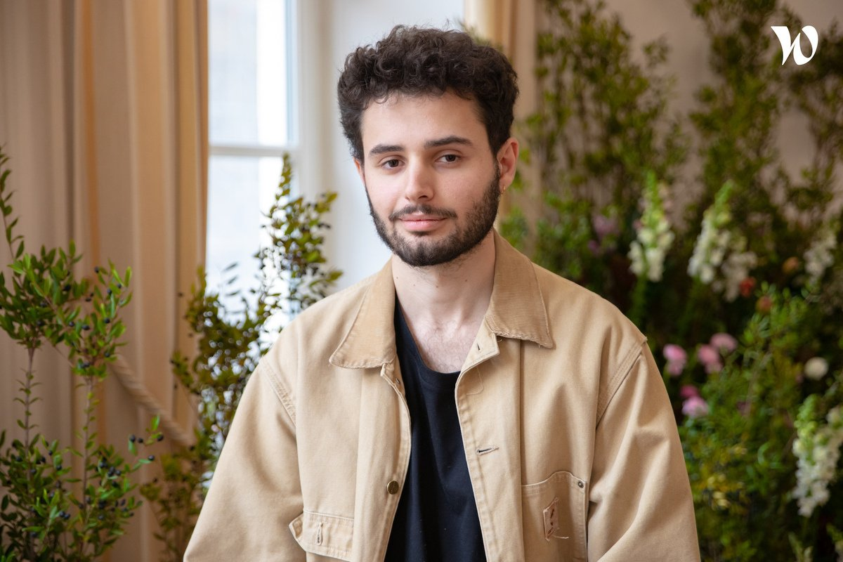 Rencontrez Mathieu, VP of Engineering - Fleurs d'Ici / WeTradeLocal.io
