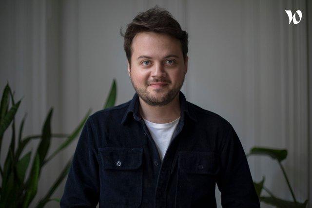 Rencontrez Clément, Co fondateur de Edflex - Edflex