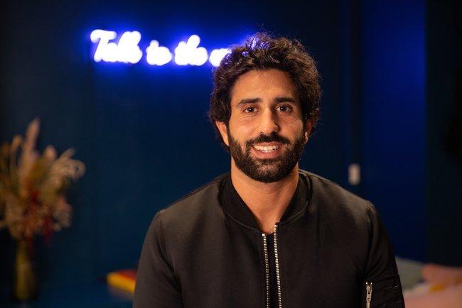 Rencontrez Ruben, Co founder - Foll-ow