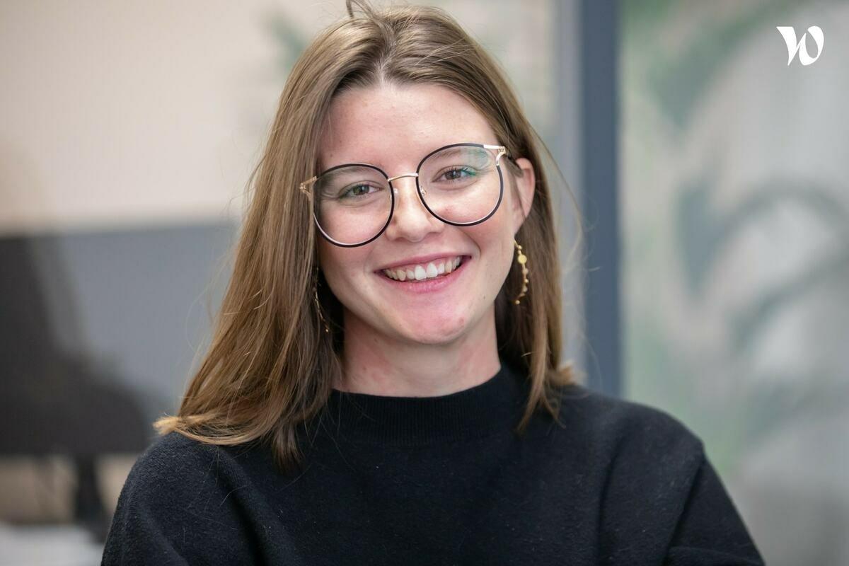 Rencontrez Sarah, Chargée de ressources humaines - VONA