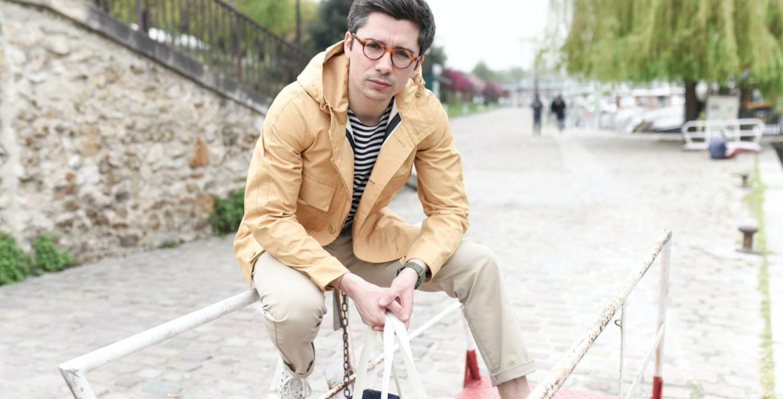 Inspiration |Du droit à la mode : la reconversion d'Arnaud !