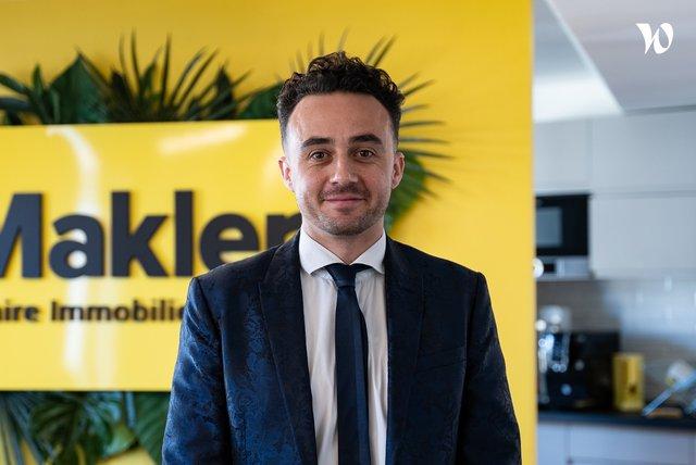 Rencontrez Alexandre Proteau, Conseiller Immobilier  - McMakler France