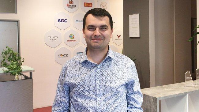 Daniel Musil, Account Director - AITOM Digital