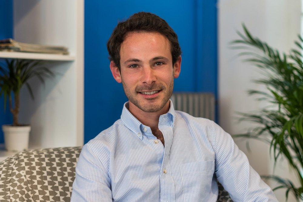 Rencontrez Rodolphe, Head of Sales - Pricemoov