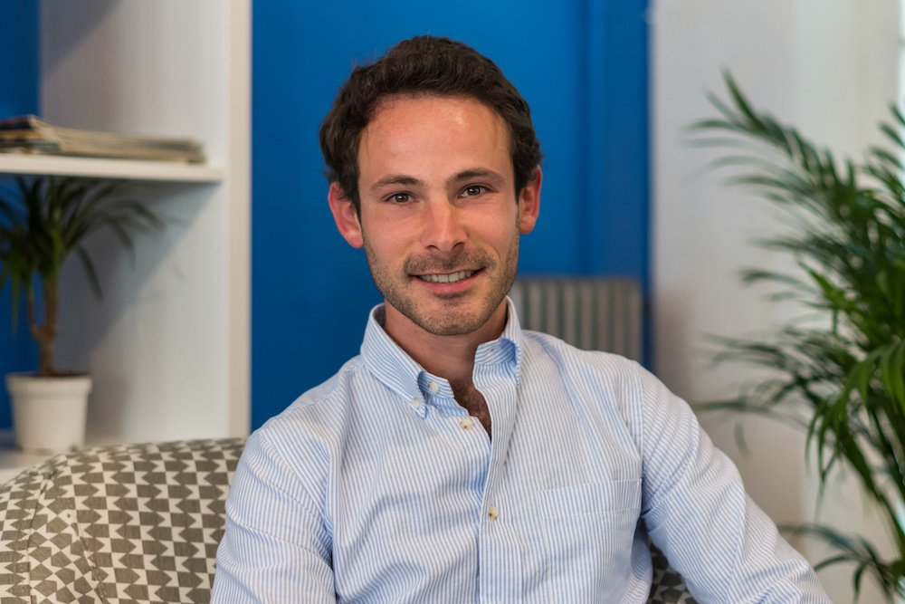 Meet Rodolphe, Head of Sales - Pricemoov