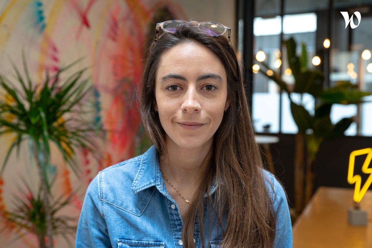 Meet Julia, Head of Sales - BRIGAD