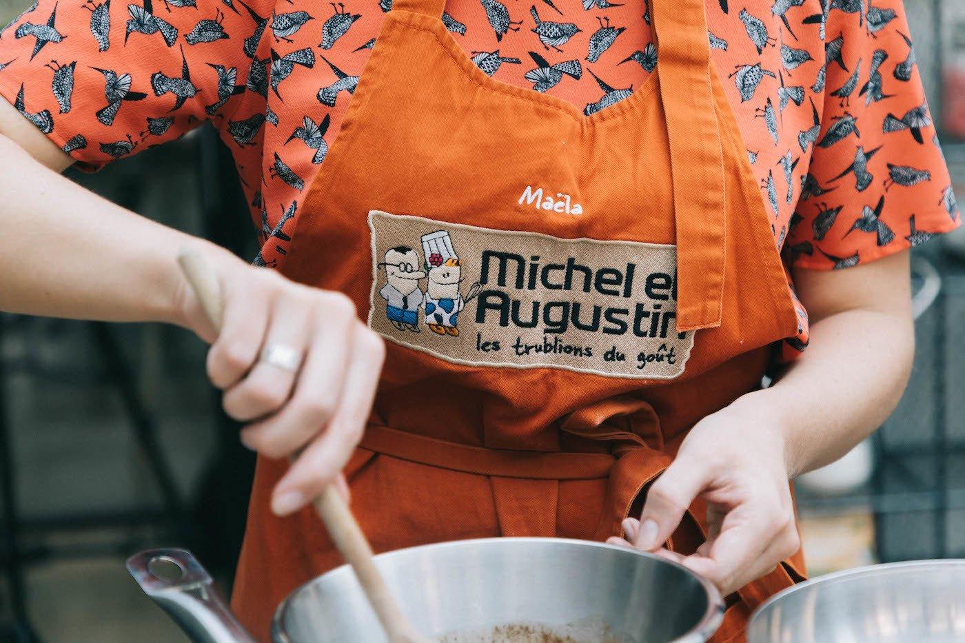 Chez Michel et Augustin, chacun est formé au CAP Pâtisserie
