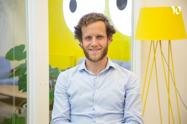 Rencontrez Thomas, Managing Director - Cartoonbase