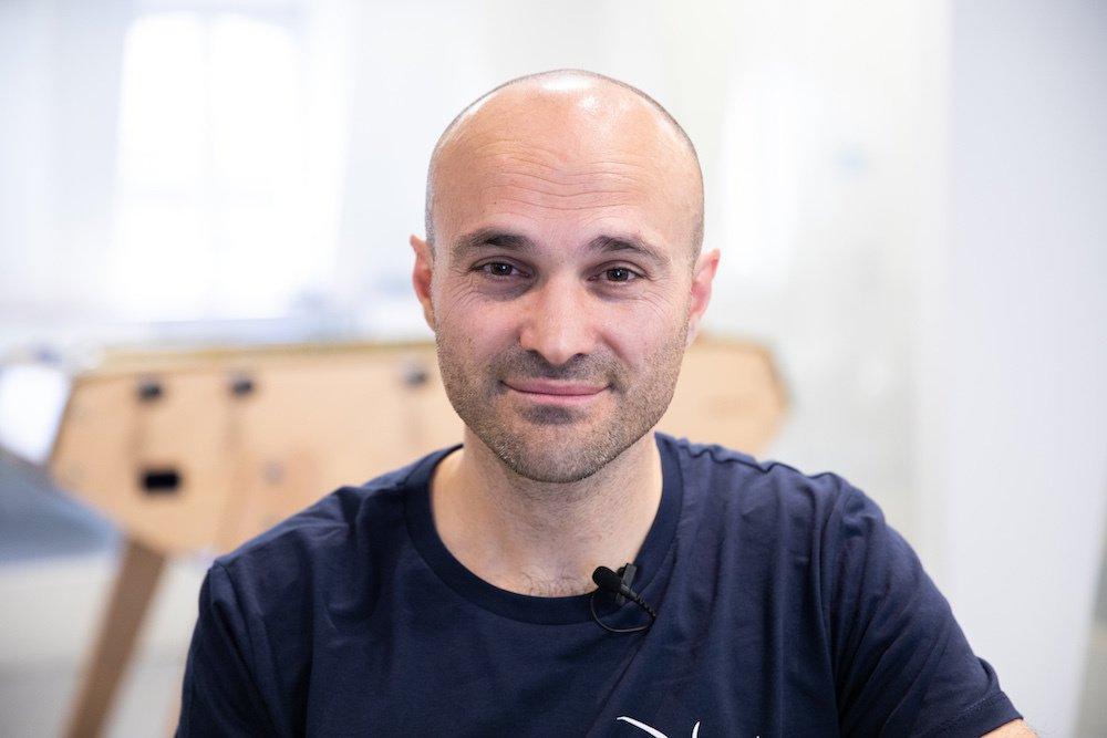 Rencontrez Domenico, Président - Devoteam Revolve