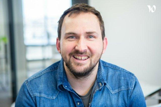 Rencontrez Julien, Operations Manager - Newsbridge