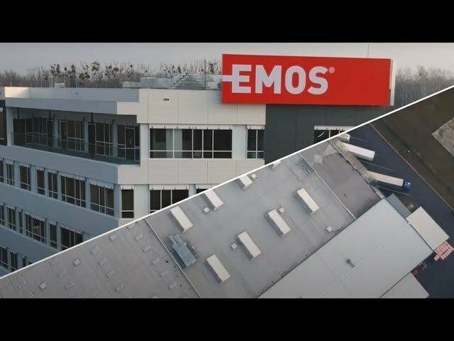 Představení společnosti EMOS - EMOS