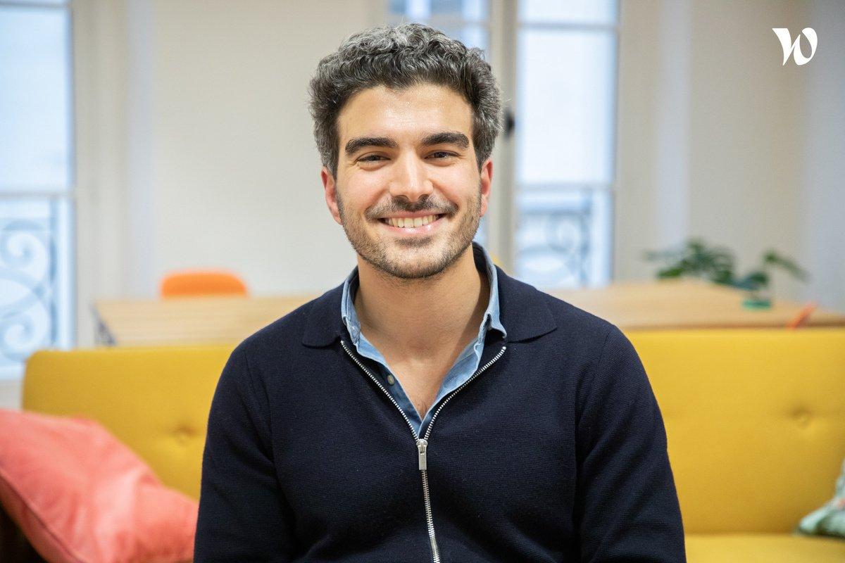 Rencontrez Nathan Venezia, Fondateur & CEO - Manadge
