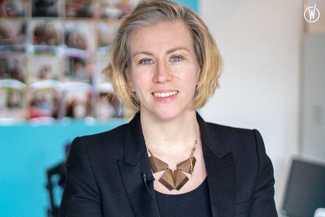 Rencontrez Myriam, Co-fondatrice - Nicomak