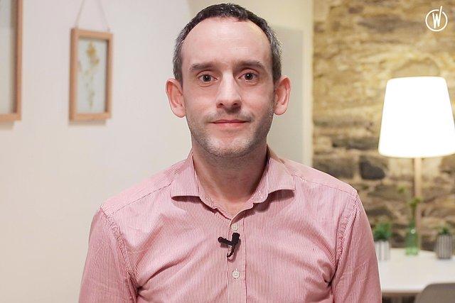 Rencontrez Eric, Co-fondateur - Uprate