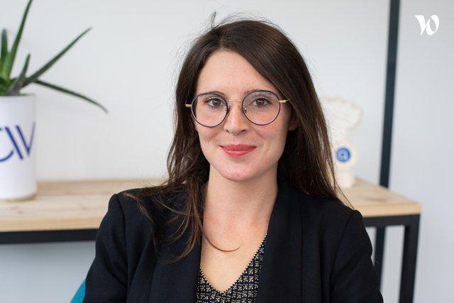 Rencontrez Cloé, Manager - AVISIA